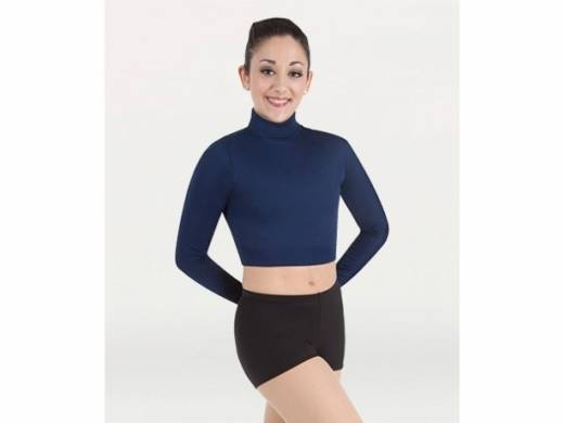 Youth Pro Wear Long Sleeve Midriff
