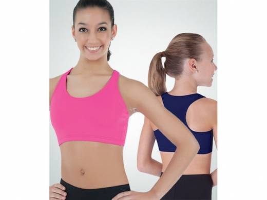 Youth Racerback Sport Bra