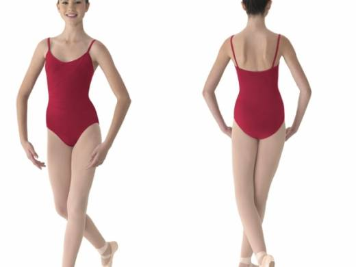 Mirella and Bloch spring fashion leotards